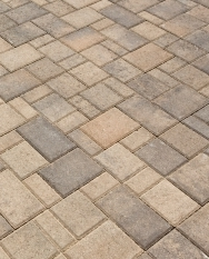 Patio Paver Installation